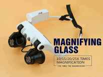 TV Magnifing Glasses - 10X, 15X, 20X, 25X