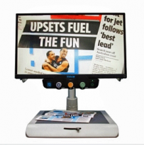 "MyView 24"" HD Desktop Video Magnifier"