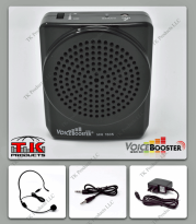 VoiceBooster 12-Watt Voice Amplifier