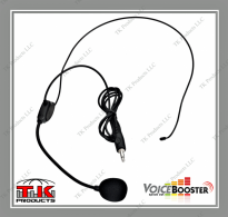 VoiceBooster Headset Microphone