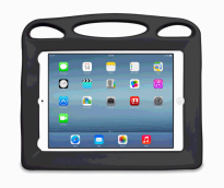 Big Grips Lift for iPad 10.2-inch - Black