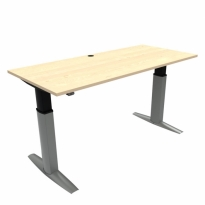 "Conset height adjustable (27"" - 47"") desk base 501-33"