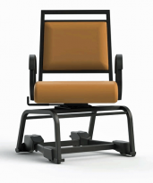 T2 Swivel Chair with Caddie