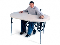 Powder Board Table - 6642