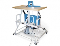 Bariatric 500 lb. Electric Stand-In Table - 6185