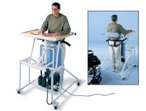 Hi-Lo Econo-Line Stand-In Table with Electric Patient Lift - 6175