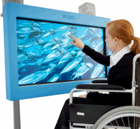 VisiLift Interactive Multi-touch Screen
