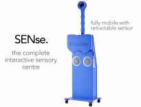 SENse: Immersive sensory system for special needs