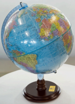 Tactile World Globe