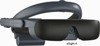 eSight4 - Electronic eyewear for the visually impaired