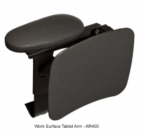 Work Surface Tablet Arm - AR400*