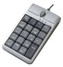 Optical Mouse Keypad