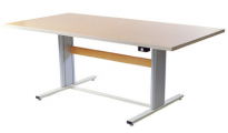Infinity Adjustable Computer Workstation and Activity Table