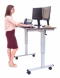 "48"" Crank Adjustable Stand Up Desk"