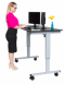 "Stande 60"" Electric Standing Desk"