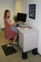 Stand2Learn Standing Desk Converter Kit