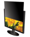 "Secure-View Blackout Privacy Filter - Fits 24"" Widescreen Monitors"