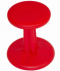 Kore Kids Wobble Chair - Red