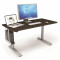 Ergotron Elevate 60, Electric Sit-Stand Desk